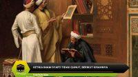 Ketika Imam Syafi'i Tidak Qunut, Berikut Kisahnya