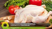 Pengen Kadar Gula Darah Tetap Stabil, Konsumsi Saja 5 Makanan Ini