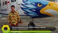Pria Bugis Bersandal Jepit Pemilik 6 Pesawat Terbang, 'The Next' Susi Pudjiastuti