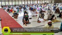 3 Amalan yang Memiliki Pahala Sama dengan Haji dan Umroh