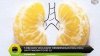 5 Minuman yang Dapat Membersihkan Paru-paru Saat Pandemi Covid-19