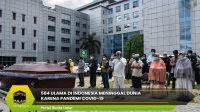 584 Ulama di Indonesia Meninggal Dunia Karena Pandemi COVID-19