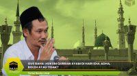 Gus Baha: Hukum Qurban Ayam di Hari Idul Adha, Boleh atau Tidak?
