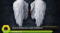 Kisah Sayap Malaikat Langit Yang Patah