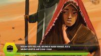 Kisah Siti Hajar, Ibunda Nabi Ismail AS & Munculnya Air Zam-Zam