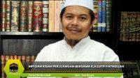 MPI Dan Kisah Perjuangan Bersama K.H.Lutfi Fathullah