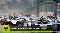 Formula E, Event Internasional Yang Dijegal