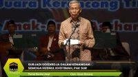 Surjadi Soedirdja Dalam Kenangan : Semoga Husnul Khotimah, Pak Sur