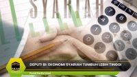Deputi BI: Ekonomi Syariah Tumbuh Lebih Tinggi
