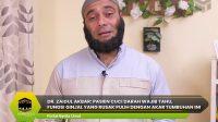 dr. Zaidul Akbar: Pasien Cuci Darah Wajib Tahu, Fungsi Ginjal yang Rusak Pulih dengan Akar Tumbuhan Ini