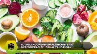 Rutin Mengonsumsi Makanan Ini Bisa Meregenerasi Sel Ginjal yang Rusak